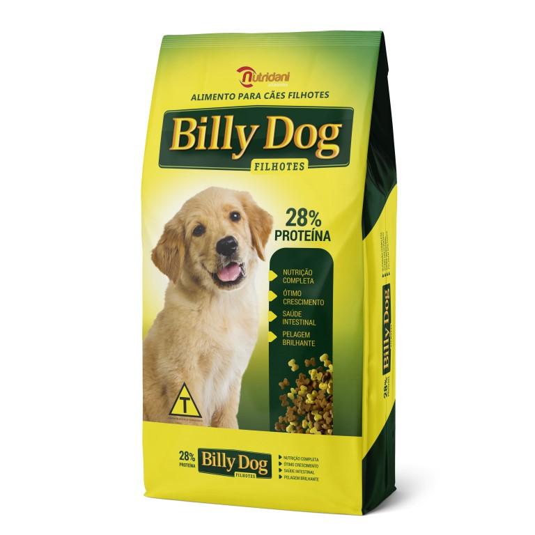 Billy Dog Filhotes Nutridani