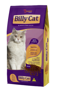 BILLY CAT PEIXE
